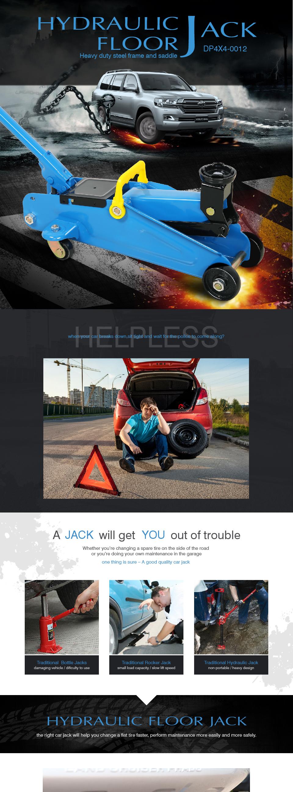Design of bottle car jack - 1 3 2